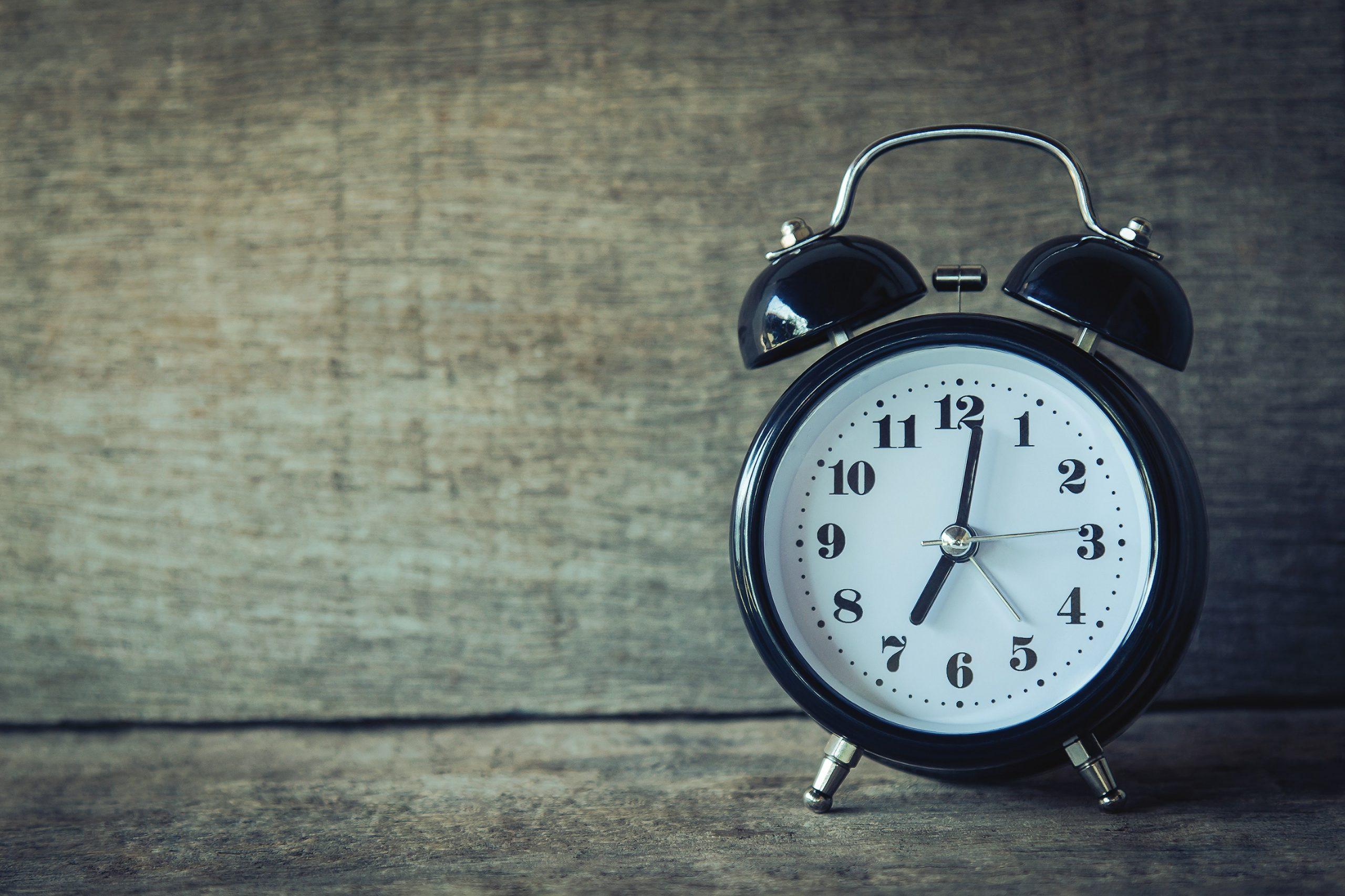 paralización de los plazos